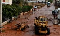 Φονική καταιγίδα στη Μάνδρα: Έριξε σε 7 ώρες το 40% της ετήσιας βροχής