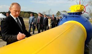 Η δύναμη του Πούτιν βρίσκεται στους αγωγούς