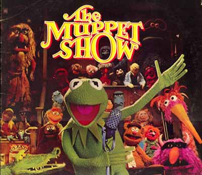 The Muppet Show 31370-themuppetshow