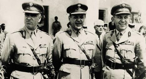 Αποτέλεσμα εικόνας για Στυλιανός Παττακός δικτάτορας