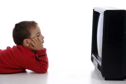 Παιδι και τηλεόραση