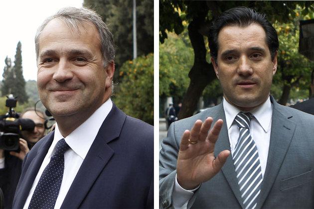 Επιβεβαιώθηκε το Press-gr: Βορίδης και Γεωργιάδης ψηφίζουν τα μέτρα...
