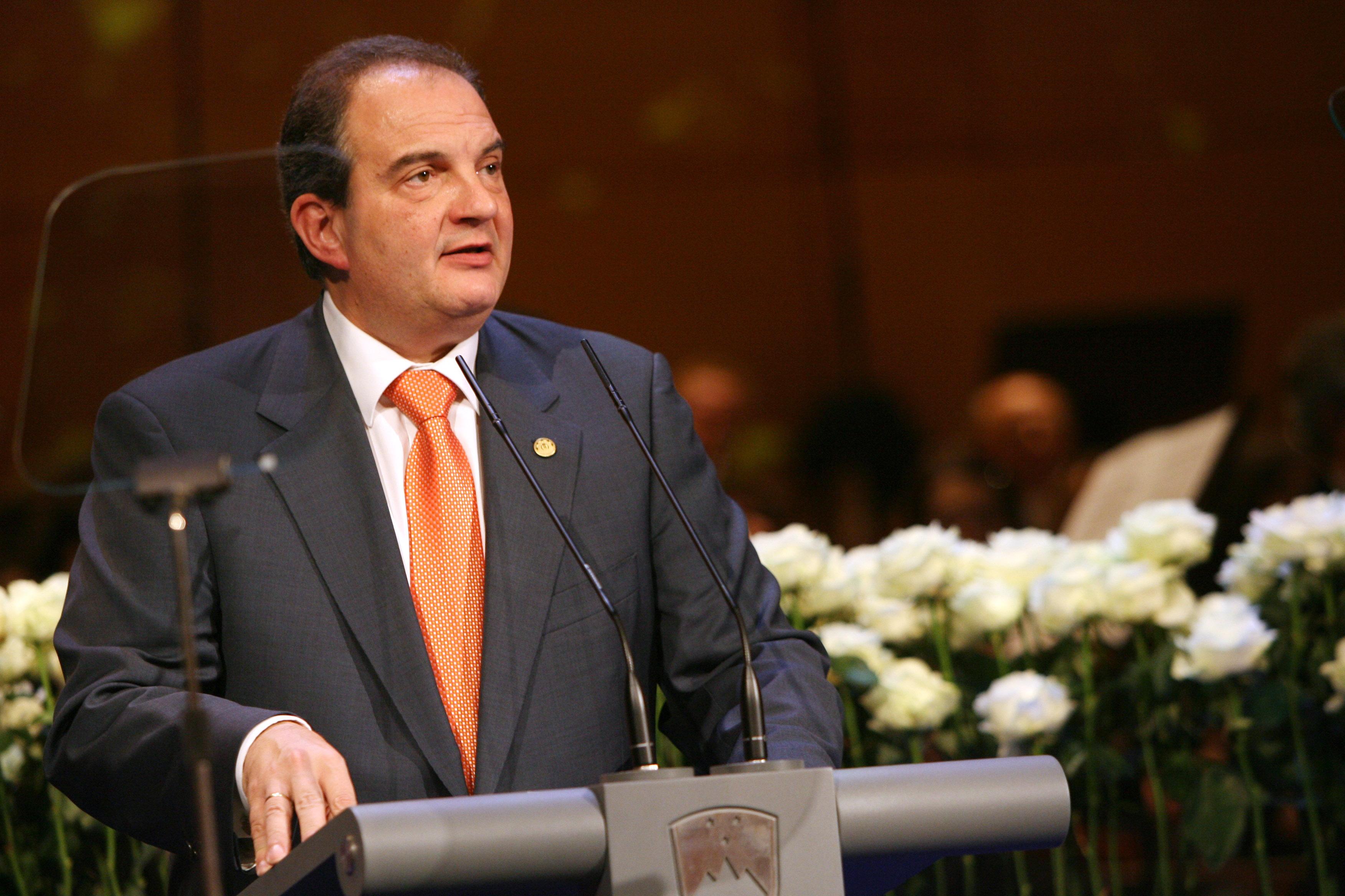 Ήταν 21 Μαρτίου 1997 και νέος πρόεδρος της Νέας Δημοκρατίας εκλεγόταν ο Κώστας Καραμανλής.
