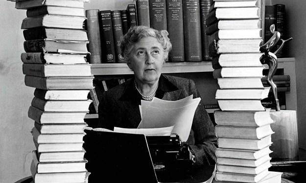Αγκάθα Κρίστι - η απόλυτη αστυνομική συγγραφέας