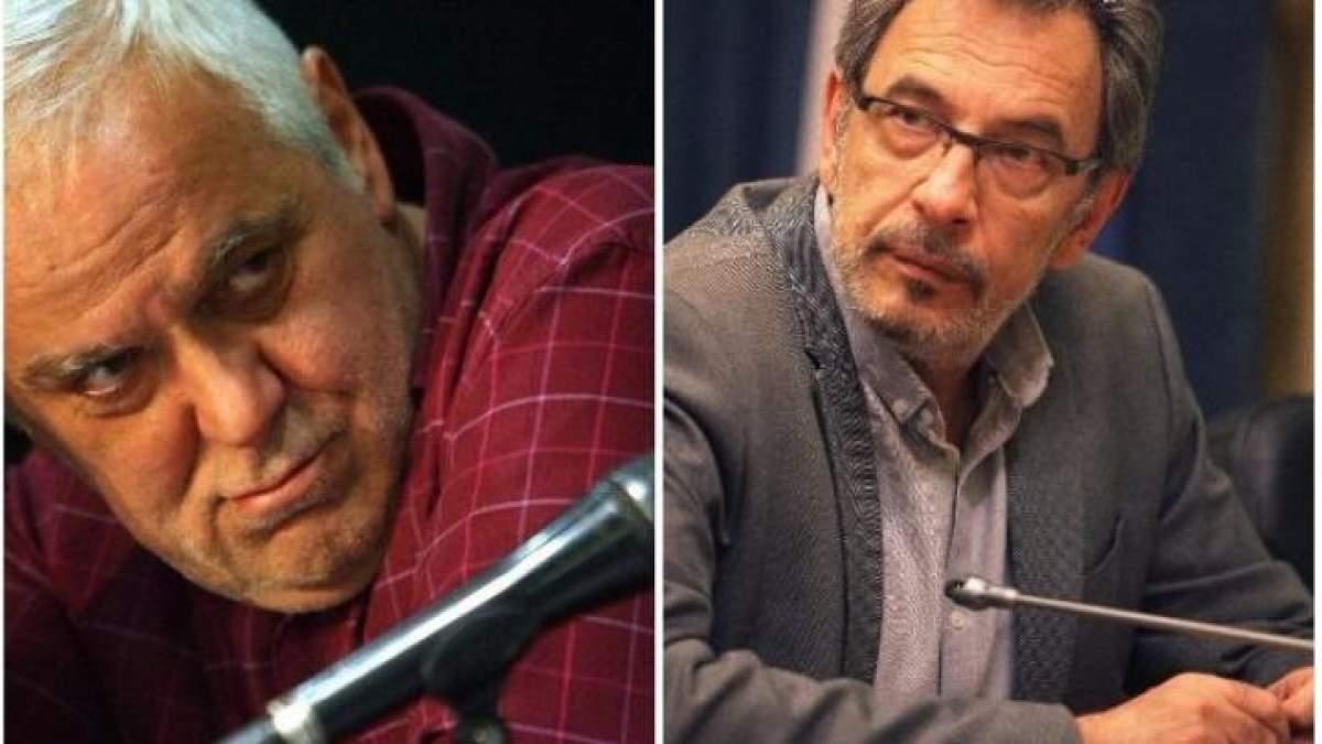 «Άκου ρουφιανάκο...»: Πόλεμος... πολιτισμών μεταξύ  Τσακνή και Μανδραβέλη