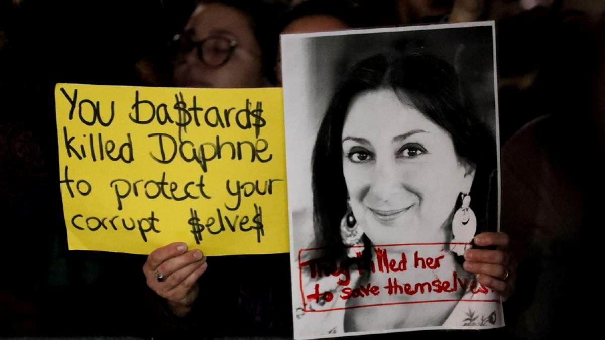 Μάλτα: Μια δολοφονία σαν αστυνομική ταινία