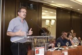 Νίκο Κούε: Ο Τσίπρας επανιδρύει το κοινωνικό κράτος μετά μάλιστα από μεγάλη κρίση