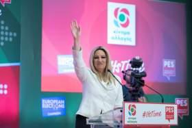 Φ. Γεννηματά: Εμείς θα είμαστε η έκπληξη των εκλογών
