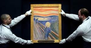 Στο Λονδίνο για πρώτη φορά η «Κραυγή» του Edvard Munch