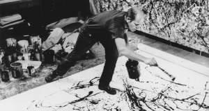 Ο αφηρημένος εξπρεσιονιστής Jackson Pollock