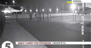 Κατακλύζει το Ίντερνετ βίντεο με φερόμενη «φυγή» του Γιανουκόβιτς