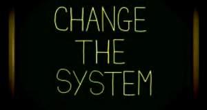 Ήρθε η ώρα να αλλάξουμε το σύστημα