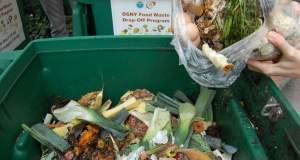Πετάμε στα σκουπίδια το 16% του φαγητού μας