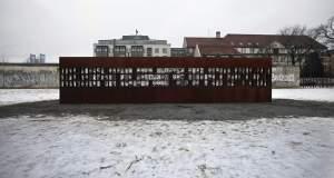 Μια έκθεση για το Τείχος του Βερολίνου στην Γκαλερί ΕΙΡΜΟΣ