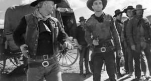 Τζον Γουέιν και Μοντγκόμερι Κλιφτ στο «Κόκκινο Ποτάμι» του Χάουαρντ Χοκς