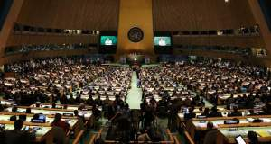 ΟΗΕ: 175 χώρες υπέγραψαν τη συμφωνία για την κλιματική αλλαγή
