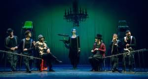 Η «Τελευταία Μαύρη Γάτα» του Ευγένιου Τριβιζά στο θέατρο Άλφα
