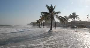 Πάνω από 2 μ. θα ανέβει η στάθμη της θάλασσας έως το τέλος του αιώνα
