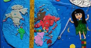 Διεθνές βραβείο για το χάρτη που έφτιαξαν 3 ελληνίδες μαθήτριες με προβλήματα όρασης