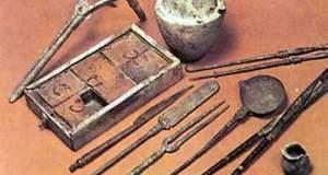 Αρχαίο χειρουργείο βρέθηκε στην αγορά της Πάφου