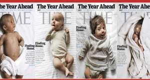 Τέσσερα μωρά προσφυγάκια που γεννήθηκαν στην Ελλάδα στο εξώφυλλο του TIME