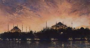 Ταξιδεύοντας στην Κωνσταντινούπολη μέσα από τον καμβά του Ανδρέα Γεωργιάδη