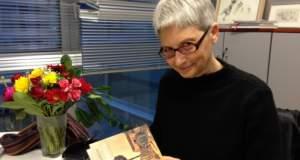 Η Μαρία Σκιαδαρέση στις συναντήσεις με συγγραφείς του ΙΑΝΟΥ