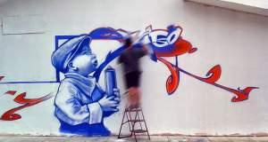 Skitsofrenis: Τους τοίχους που ζωγραφίζουμε, κάποτε θα τους γκρεμίσουμε