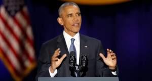 Είναι αργά για δάκρυα, Μπάρακ Ομπάμα