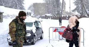 Ισχυροί σεισμοί με έναν νεκρό και τρεις αγνοούμενους στην Ιταλία