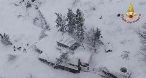 Ιταλία: Φόβοι για 30 νεκρούς σε ξενοδοχείο που καταπλάκωσε χιονοστιβάδα