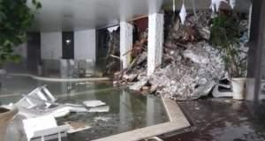 Ιταλία: Βίντεο από το εσωτερικό του ξενοδοχείου που καταπλάκωσε χιονοστιβάδα