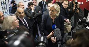 Γαλλία: Νέα δημοσκόπηση της Le Monde δίνει προβάδισμα στη Λεπέν