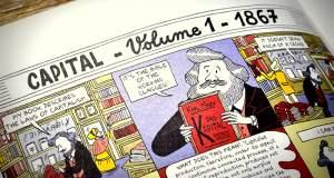 Η ζωή και η θεωρία του Μαρξ μέσα από ένα κόμικ