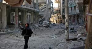 Επίθεση αυτοκτονίας σε προσφυγικό καταυλισμό της Συρίας