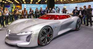 Renault Trezor: Tο όμορφο…