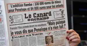 Οι αιχμηρές πένες της Canard Enchaine: Από τον Α Παγκόσμιο Πόλεμο μέχρι το «PenelopeGate»