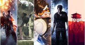 Τα 25 κορυφαία παιχνίδια του 2016 [Βίντεο]
