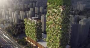 Τα «κάθετα δάση» της Κίνας, μια πρόταση για τις σύγχρονες μεγαλουπόλεις [ΦΩΤΟ & ΒΙΝΤΕΟ]