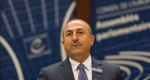Πολεμική ρητορική από τον Τσαβούσογλου: Εάν έπρεπε ο Τούρκος αρχηγός να ανέβει στα Ίμια, θα το έκανε