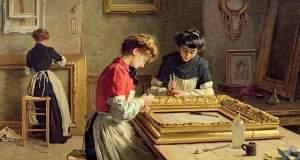 Η τέχνη τιμά τις εργαζόμενες γυναίκες