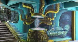 Ο δημιουργός του γκράφιτι με την κουκουβάγια επιστρέφει με νέο έργο στου Ζωγράφου [ΒΙΝΤΕΟ]