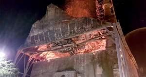 Μεγάλη πυρκαγιά κατέκαψε το ιστορικό τέμενος Βαγιαζήτ στο Διδυμότειχο [ΒΙΝΤΕΟ]