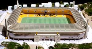 Παρέμβαση εισαγγελέα για τις καθυστερήσεις στο γήπεδο της ΑΕΚ [Βίντεο]