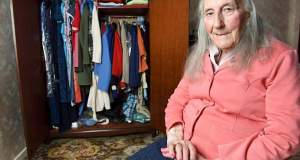 Τρανς άτομο που συμμετείχε στον 2ο Παγκόσμιο Πόλεμο κάνει αλλαγή στα 90 του
