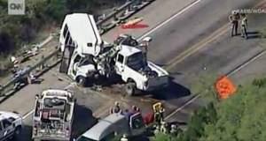 Δυστύχημα με δεκατρείς νεκρούς στο Τέξας