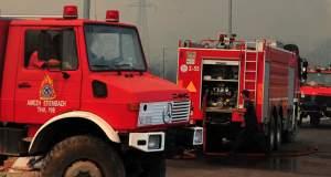 Νεκρός από πυρκαγιά άνδρας στη Λευκάδα