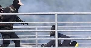 Βίντεο ντοκουμέντο από την επίθεση με μαχαίρι σε οπαδό της ΑΕΚ
