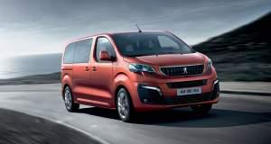 Peugeot Traveller: Μεταφορές πολυτελείας από 26.000 ευρώ