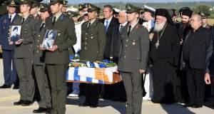 Στην Ελλάδα επέστρεψαν 43 χρόνια μετά, τα λείψανα 17 στρατιωτών της ΕΛΔΥΚ